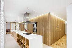 Galería de Núcleo central esculpido / Sergi Pons architects - 5