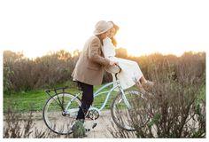 CURITIBA CICLO CHIC: Tweed e Couro + Amor e bicicletas