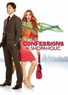 Confessions Of A Shopaholic. One of my favorite movies. Must have watched over 50 times by now