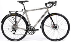 Cooper CMT - Lynskey Performance | Titanium Bicycles