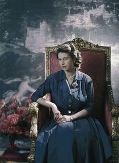 Queen Elizabeth II, photo Cecil Beaton
