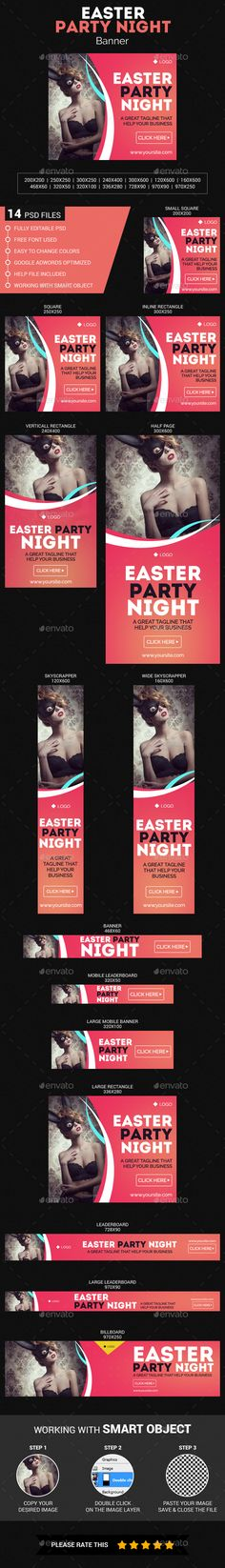 Easter Party Night