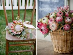 At Home In Love - Inspiring interiors, stylish trends, & creative ideas Balcony Garden, Interior Inspiration, Bloom, Events, Table Decorations, Stylish, Creative, Flowers, Pretty