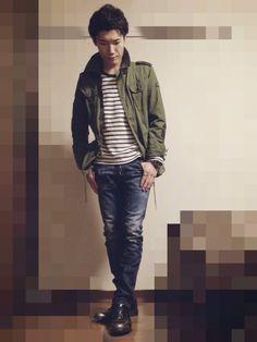 Ryo│UNIQLOのTシャツ・カットソーコーディネート-WEAR