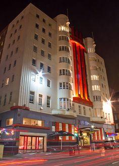 Beresford hotel, Sauchiehall Street Glasgow