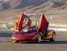 3. McLaren F1          Price: $970,000.