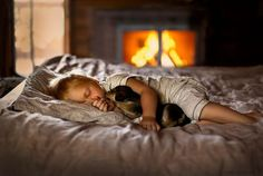 Russian Mother Continues To Take Magical Photos Of Her Two Kids With Animals On Her Farm | Bored Panda | Bloglovin'