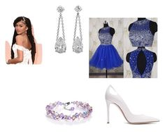 """The Goddess Hazel"" by ohwhatshername on Polyvore featuring Gianvito Rossi"