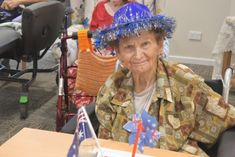 51466851_368352260422888_4878939087110668288_o Silly Hats, Funny Hats, Australia Day Celebrations, Aged Care, Beautiful Collage, Smile Face, Pride, Bring It On, Celebrities