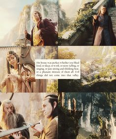 The House of Elrond...