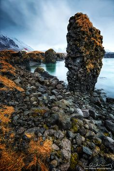 Arnarstapi, Iceland. Check out more stunning Icekand pics on http://lucthibau.com