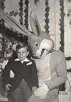 A44 FREAKY ODD BIZARRE Baby Babies With Evil Eyes STRANGE CREEPY Vintage Photo