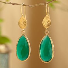 Topkapi Palace Earrings | National Geographic Store