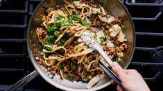 This Udon Stir-Fry Is My Ultimate Clean-Out-the-Fridge Friday Meal | Bon Appetit