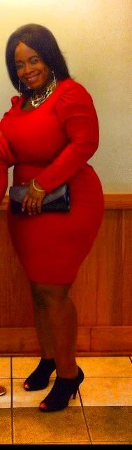 #mychicandcurvystyle #happychicandcurvyclient Luci looks fab in Chic and Curvy thanks for sharing your chic pic with us