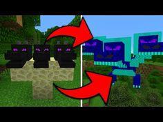 How To Spawn the Hydra Dragon Boss in Minecraft Pocket Edition (Hydra Boss Addon) Minecraft Cheats, Minecraft Mobs, Minecraft Video Games, Minecraft Tutorial, Minecraft Blueprints, Minecraft Houses, Cool Minecraft Banners, Minecraft Banner Designs, Amazing Minecraft