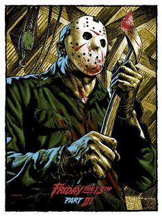 Jason Edmiston   Friday the 13th Part III   Reelizer