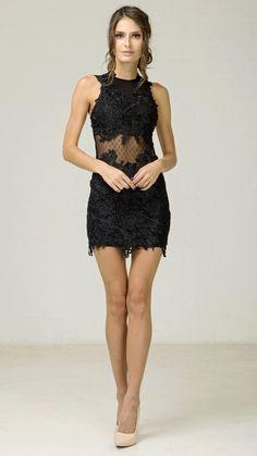 Angl lace dress