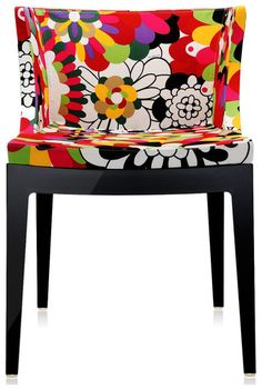 'Mademoiselle Chair in Missoni Fabric by Kartell. @2Modern'