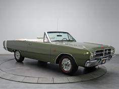 1968 Dodge Dart GTS 340 Convertible LS27 muscle classic g
