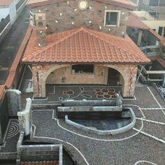 #Castelli Romani...L'Arte della Pietra cubetti porfido