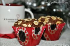 4 Malzeme ile Nutellalı Cupcake