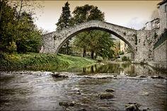 Ponte della Maestà, Portico di Romagna by pierofarolfi