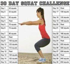 Squat Challenge :)