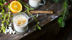 cinnamon hot white chocolate