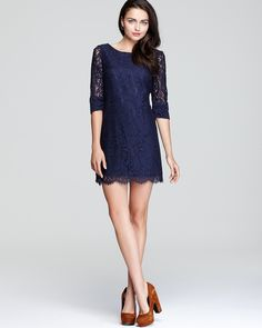 Shoshanna Lace Dress - Patricia #bloomingdales #love