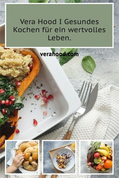 Mehr ausgewogene, gesunde und einfache Rezepte findest du auf meinem Blog und meinem Instagram Account vera_hood Mexican, Vegan, Ethnic Recipes, Blog, Instagram, Healthy Lunches, Healthy Dishes, Simple Recipes, Fast Recipes