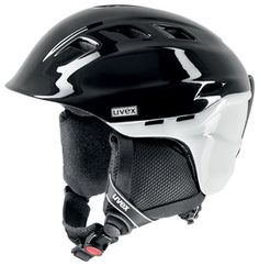 The UVEX Comanche 2 Pure Ski Helmet with closable vent system for superior comfort when skiing hard. Comes in 3 sizes & 3 colours - Black, White & Black/White Ski Helmets, Riding Helmets, Mould Design, Ski And Snowboard, Bicycle Helmet, Skiing, All In One, Pure Products, Black And White
