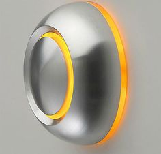 True Illuminated Doorbell Button by Spore