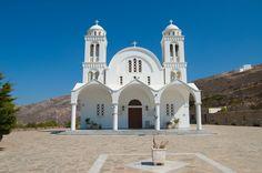 The Churches pf Paros #paros #naoussa #church #greekchurch #aks