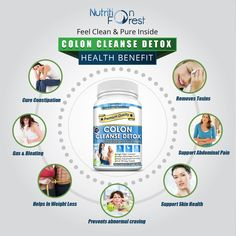 Most experts would agree that a regular colon cleanse program can ensure a better way of living. They believe that other forms of colon cleansing such as colon Natural Colon Cleanse Detox, Colon Cleanse Pills, Colon Cleanse Powder, Detox Your Colon, Homemade Colon Cleanse, Detoxify Your Body, Clean Colon Home Remedies, Colon Cleansers, Smoothie Cleanse