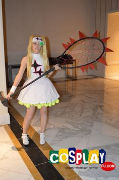 Omiko Hakodate Cosplay from Kill la Kill in US Katsucon 2015 US