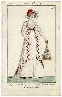 Kleidung um 1800: Hüten Sie sich, theuerster Freund, diese Bagatellchen ja nicht…