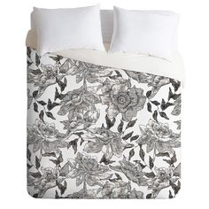 Holli Zollinger Summertime Natural Duvet Cover | DENY Designs Home Accessories