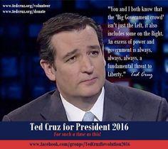 Ted Cruz 2016!