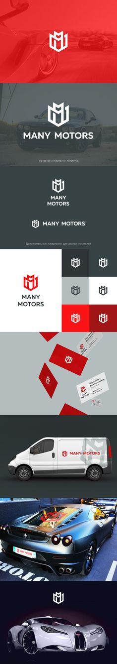 Many Motors, Логотип © Web Resident