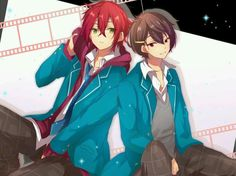 Mao And Ritsu