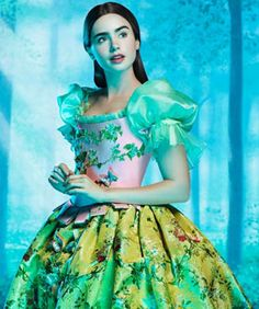 Pretty Painful: Snow White's Costumes Are No Fairy Tale