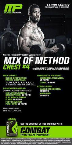 Mix of method chest 4
