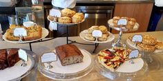 Amour Cafe pastries and other baked goods #bakery #amour #amourcafe #slc #latitude40slc #reviews
