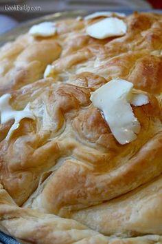 Greek Desserts, Greek Recipes, Desert Recipes, Food Network Recipes, Food Processor Recipes, Cooking Recipes, Pizza Tarts, Armenian Recipes, Pita