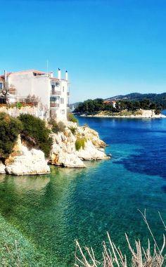 Enid Reynalde - Google+ - Σκιάθος -Skiathos _Greece!!