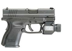 Springfield is currently no longer shipping items with the XD gear. New In Box SPRINGFIELD ARMORY, XD Sub-Compact Pistols The Future is here now, start with the most sophisticated design and Springfield Xd Subcompact, Striker Fired, Night Sights, Light Rail, Big Guns, Self Defense, Hand Guns, Safety