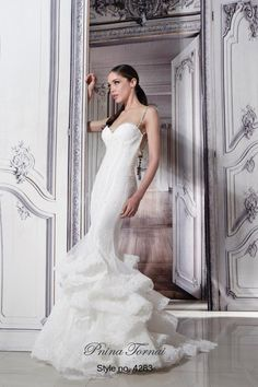 Kleinfeld Bridal   Behind the Seams Blog   Pnina Tornai Trunk Show: Styles from Sleeves to Saris!