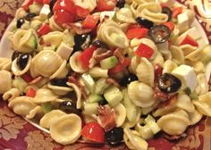 Italian Pasta Salad - Zagleft