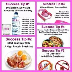 5 tips to see your own Plexus success story!